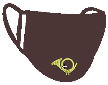 Masque de protection pour garde